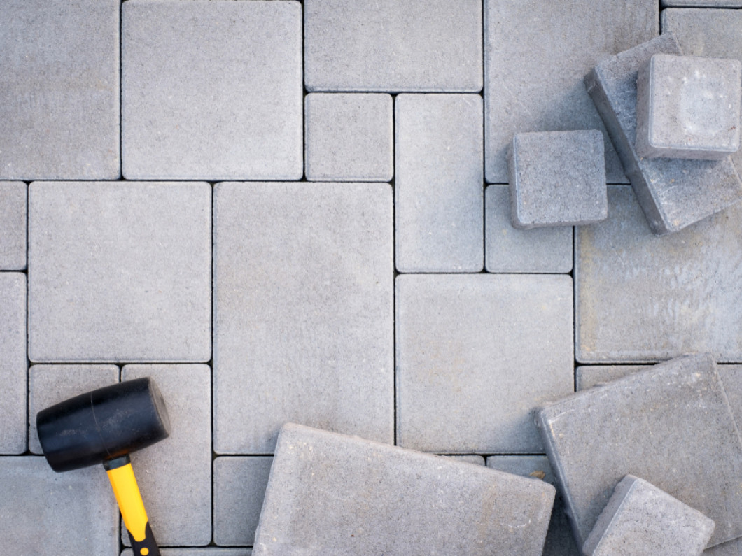 Customize your paver to your liking